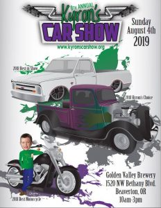 Kyron's Car Show