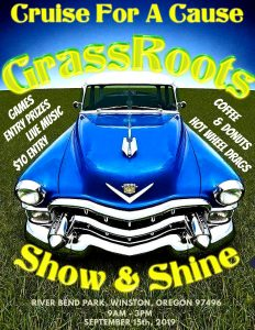 Grass Roots Show & Shine