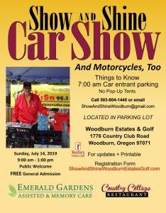 Show and Shine Car Show