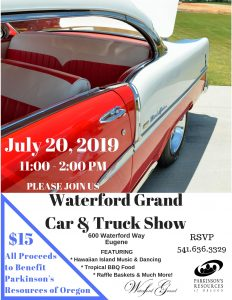 Waterford Grand Car & Truck Show