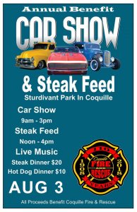 Coquille Car Show
