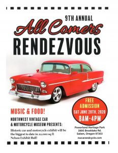 All Comers Rendezvous