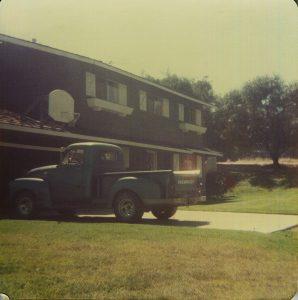 My 1953 Chevy Pickup
